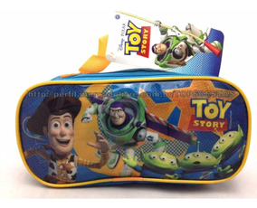 Estojo Toy Story Buzz Woody Disney Pixar