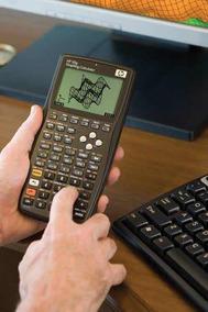 Calculadora Gráfica Hp50g Grátis Case!