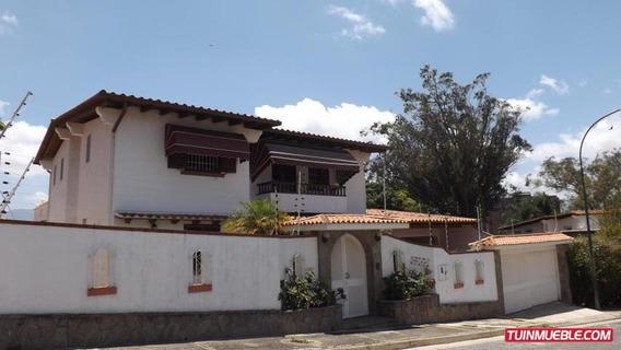 Casa En Venta Los Naranjos Del Cafetal Caracas