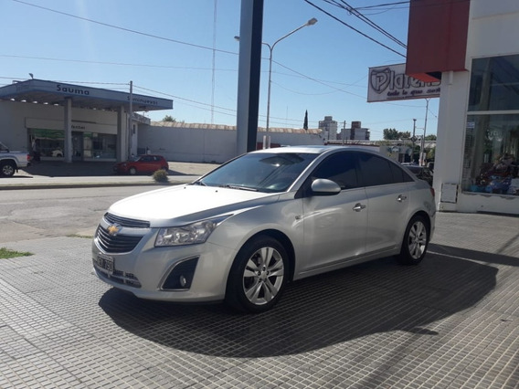 Chevrolet Cruze 4ptas 1.8n Ltz At Manual 2013