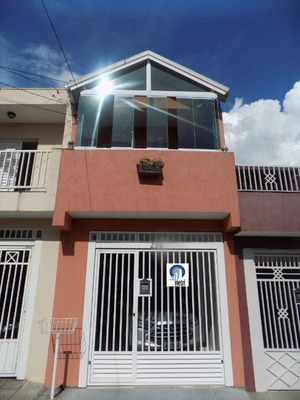 Lindo Sobrado 2 Dormitórios, 1 Suite - Pirituba - So2175