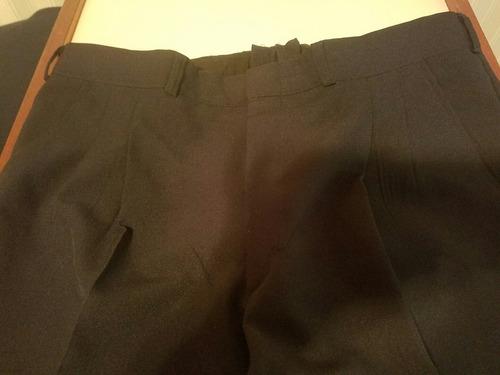 Pantalon De Vestir Vi Italianni Hombre Talle 48 Verano