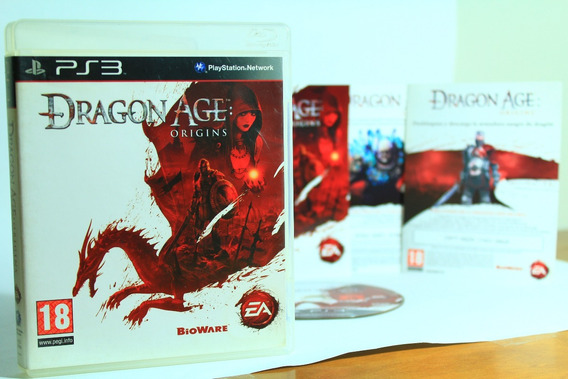 Dragon Age Origins Para Playstation 3