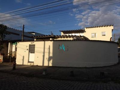 Casa Com 3 Dormitórios À Venda, 187 M² Por R$ 500.000 - Campo Grande - Rio De Janeiro/rj - Ca0451