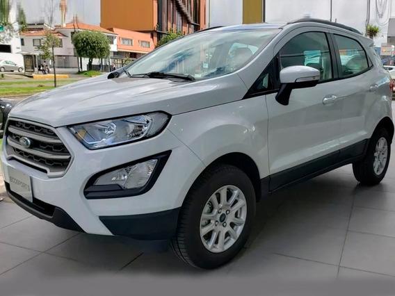 Ford Ecosport Se 1.5 Mecanica 2020