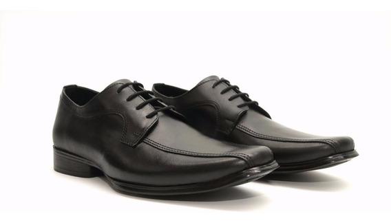 Oferta Zapato De Vestir 100% Cuero Horma Amplia Liberty 644