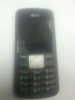 Teléfono Lg Kp105 Para Repuestos