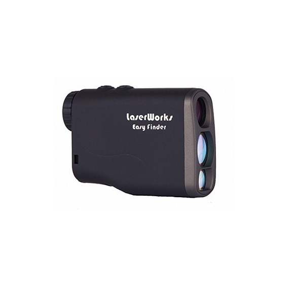 Laserworks Lw1000spi Laser Telémetro Para Hunting Golf, Medi