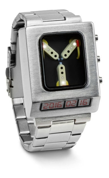 Relógio Com Mostrador Capacitor De Fluxo - Original Filme