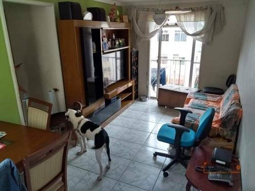 Apartamento Com 2 Dormitórios À Venda, 48 M² Por R$ 190.000 - Taquara. - Ap0286