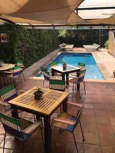 Casa En Tepoztlan, Ideal Para Hotel Bed And Breakfast