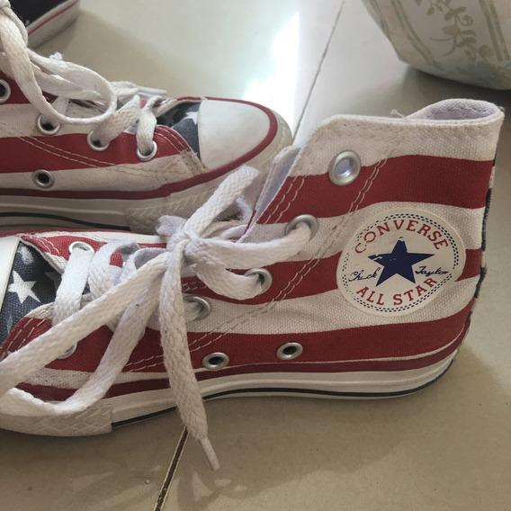 Vendo Converse All Star!!! Talle 11 De Usa Impecables!!!