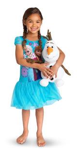 Olaf Peluche Olaf Muñeco De Nieve Frozen Disney Original.