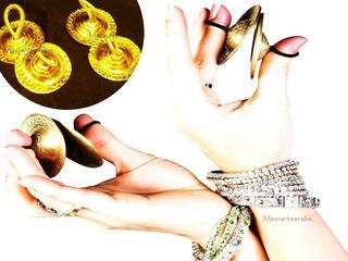 Chinchines Danza Árabe Económico. Danza Arabe.