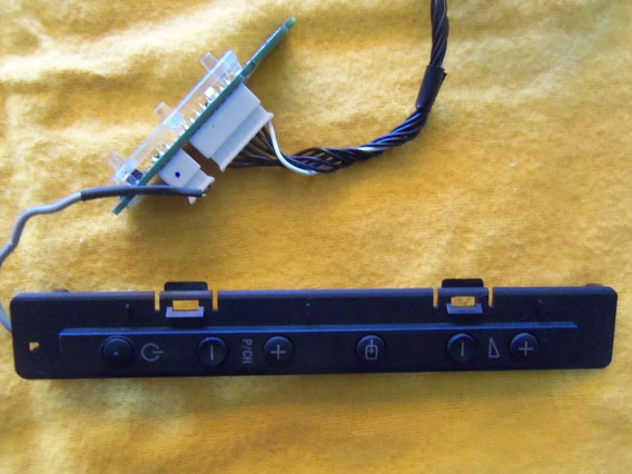 Sensor +teclado Philips 40pfl3805d/78 Semi Novo