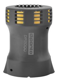 Sirene Eletromecanica Dippo Dp2000 Metros Rotativa 220v