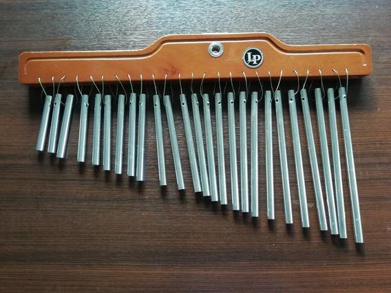 Cortina Musical Chimes Lp 449c De Concierto Como Nueva