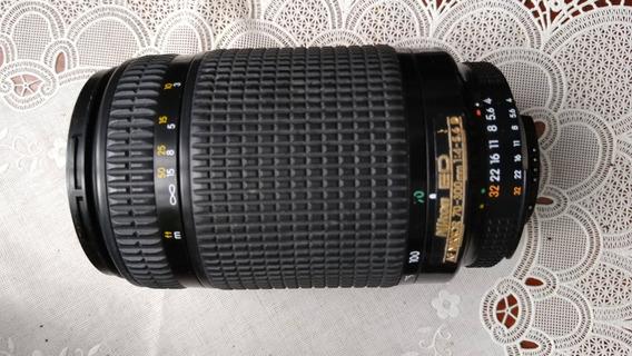 Lente 70-300 Nikon