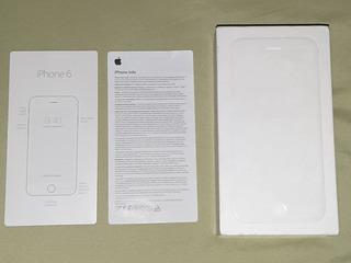 Caja iPhone 6