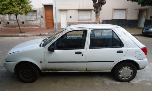 Ideal Para Empezar, Muy Poco Dinero. Ford Fiesta Lx Año 2000