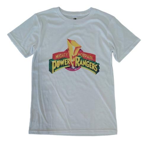 Imagen 1 de 3 de T Shirt Tee King Power Rangers