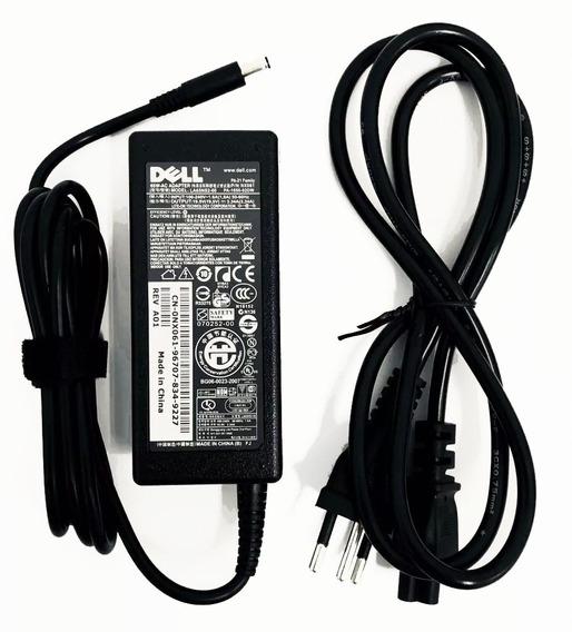 Fonte P/ Notebook Dell La65ns2-01 19.5v 3.34a 65w Pino Fino