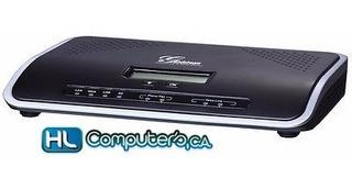 Central Telefonica Ip-pbx Grandstream Ucm6202 2fxo 2fxs
