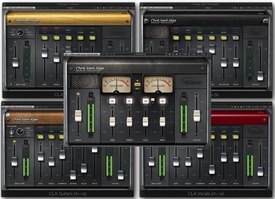 Cla Vocals / Cla Mixdow