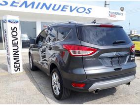 Ford Escape Titanium Ecoboost 2.0l 2016 Seminuevos