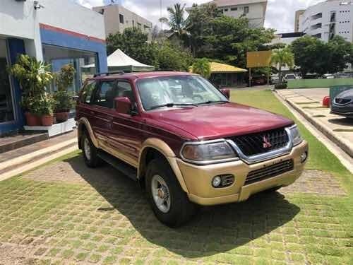Mitsubishi Montero Sport 02 Inicial 100