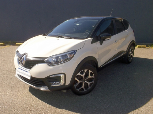 Renault Captur Intens 2017 Gnc