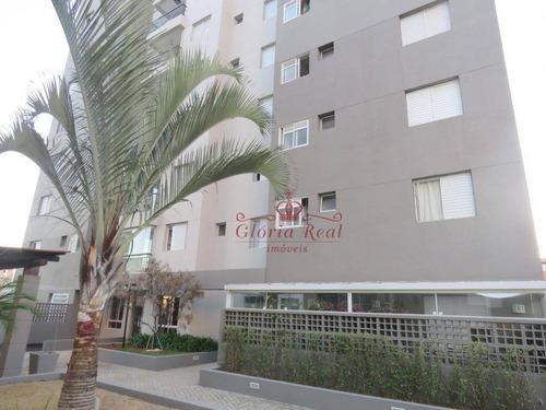 Apartamento Com 2 Dormitórios À Venda, 54 M² Por R$ 320.000,00 - Freguesia Do Ó - São Paulo/sp - Ap0450