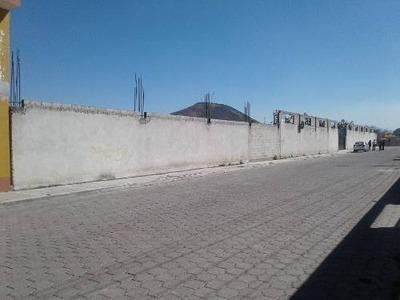 Terreno Bardeado A La Venta En Polotitlan, Edo. De México