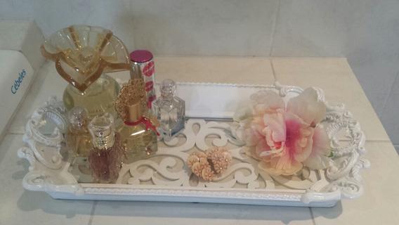 Base Perfumes Joyero Tocador Shabby Chic