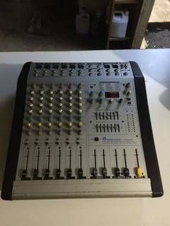 Mixer Amplificada Soundtrack Stm-6 Dsp