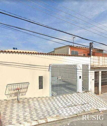 Imagem 1 de 12 de Sobrado Com 2 Dormitórios À Venda, 62 M²- Vila Carmosina - São Paulo/sp - So0989