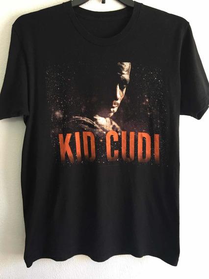 Playera De Kid Cudi Tour