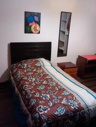 Habitacion Amoblada En Miraflores
