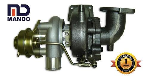 Turbina Motor Completa Mitsubishi L200 Hpe Sport Outdoor 2.5