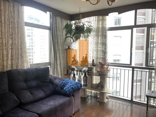 Apartamento Padrão, 128 Metros, Em Prédio Super Iluminado, Excelente Planta Com Lazer Completo.  - Pe9210