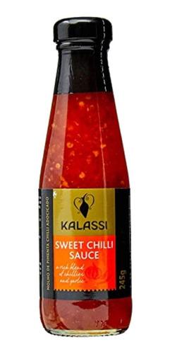 Imagem 1 de 1 de Molho Kalassi Sweet Chilli 245g
