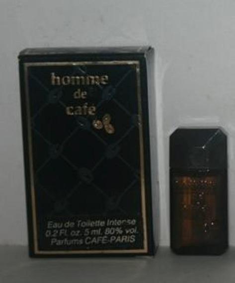 Miniatura De Perfume: Café (parfums) - Homme De Café - 6 Ml
