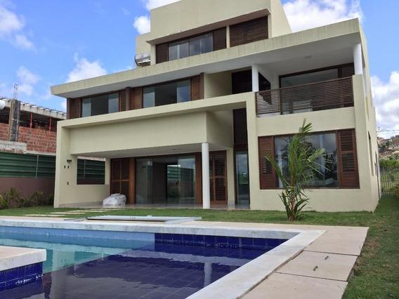 Casa Em Curado, Jaboatão Dos Guararapes/pe De 368m² 5 Quartos À Venda Por R$ 2.200.000,00 - Ca127015