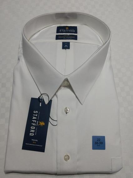 Camisa Stafford Talla 22 O 5xl