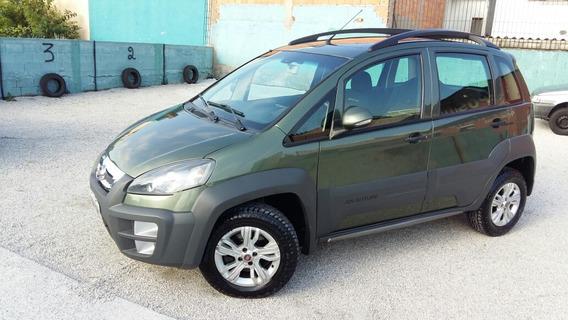 Fiat Idea 1.8 16v Adventure Flex 5p, Troca