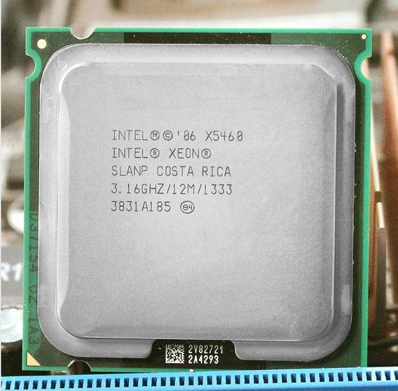 Processador Intel Xeon X5460 (3.16ghz/12m/1333) 775 Seminovo