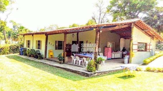Chácara Com 2 Dormitórios À Venda No Jardim Vila Verde I - Itu/sp - Ch0417