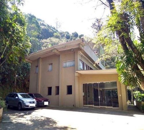 Chácara À Venda No  Riacho Grande/sbc 5 Dorms, 4 Salas - Ch0026