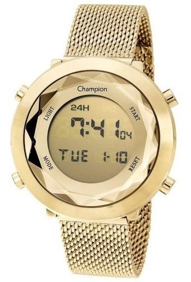 Relógio Champion Feminino Digital Ch48028g