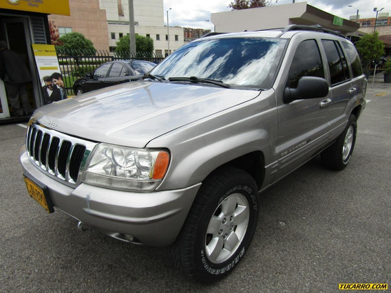 Jeep Grand Cherokee Limited At 4700cc Aa 4x4 Ct